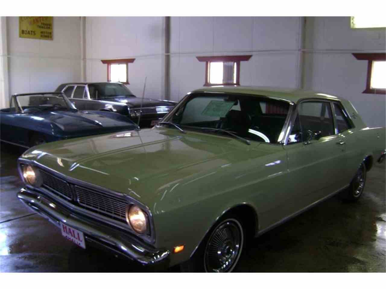 Large Picture of '69 Falcon located in Redmond Oregon - $19,500.00 - MZB6