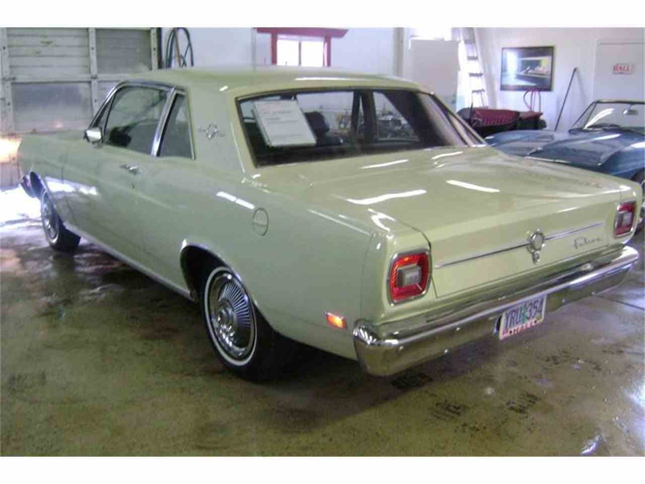 Large Picture of Classic '69 Falcon - $19,500.00 - MZB6