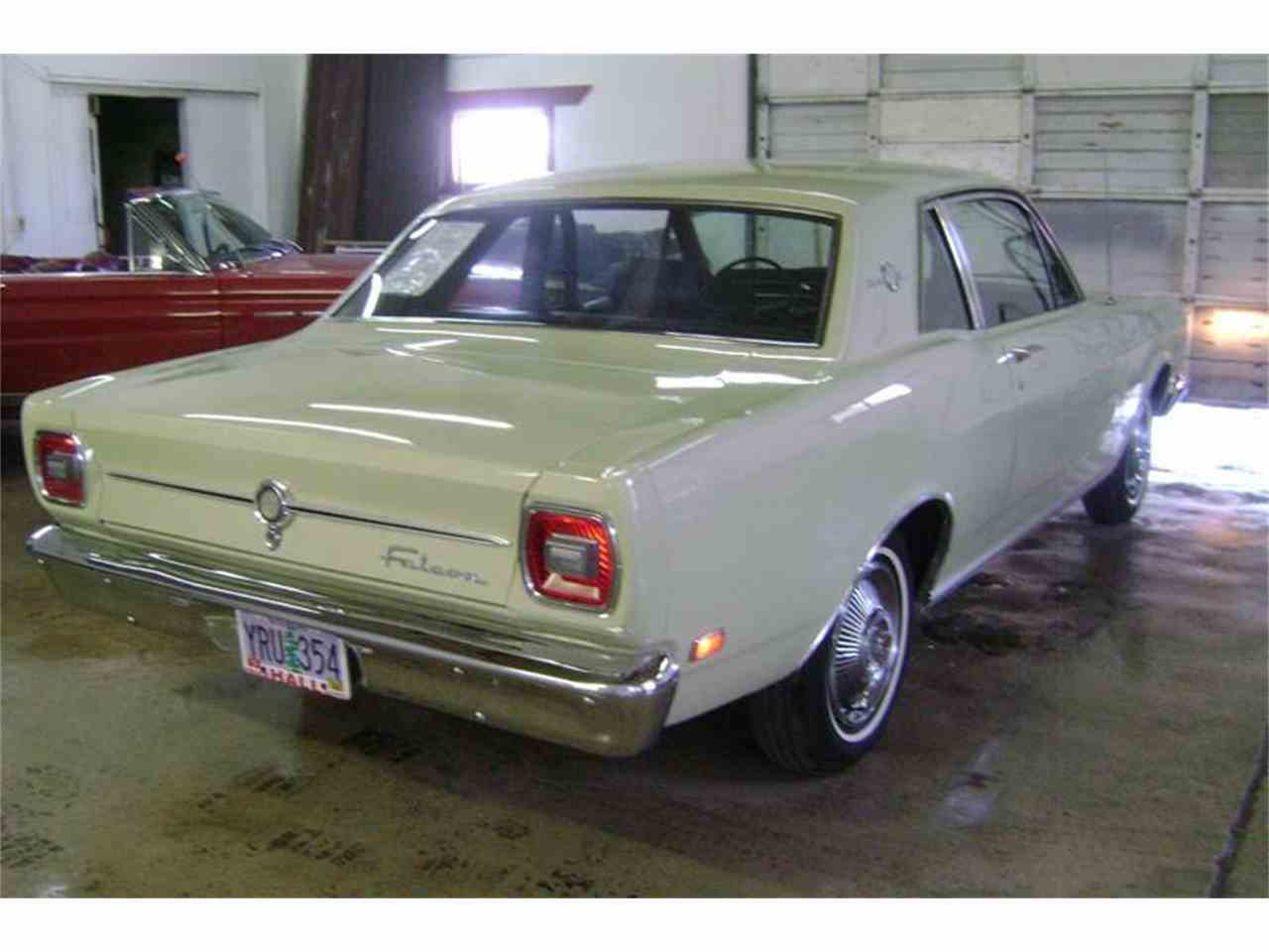 Large Picture of Classic 1969 Ford Falcon located in Redmond Oregon Offered by Cool Classic Rides LLC - MZB6