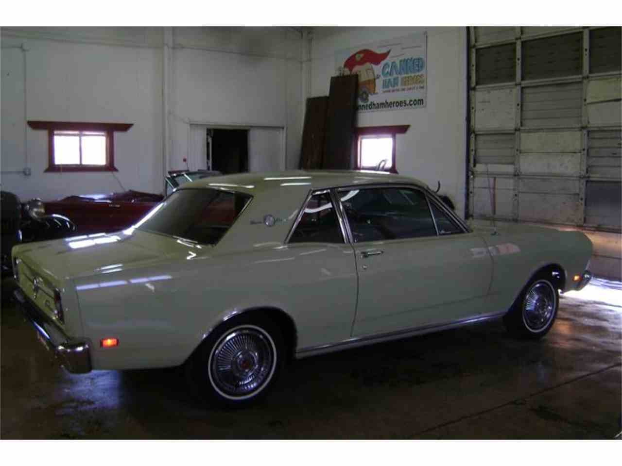 Large Picture of Classic '69 Falcon located in Redmond Oregon - $19,500.00 Offered by Cool Classic Rides LLC - MZB6