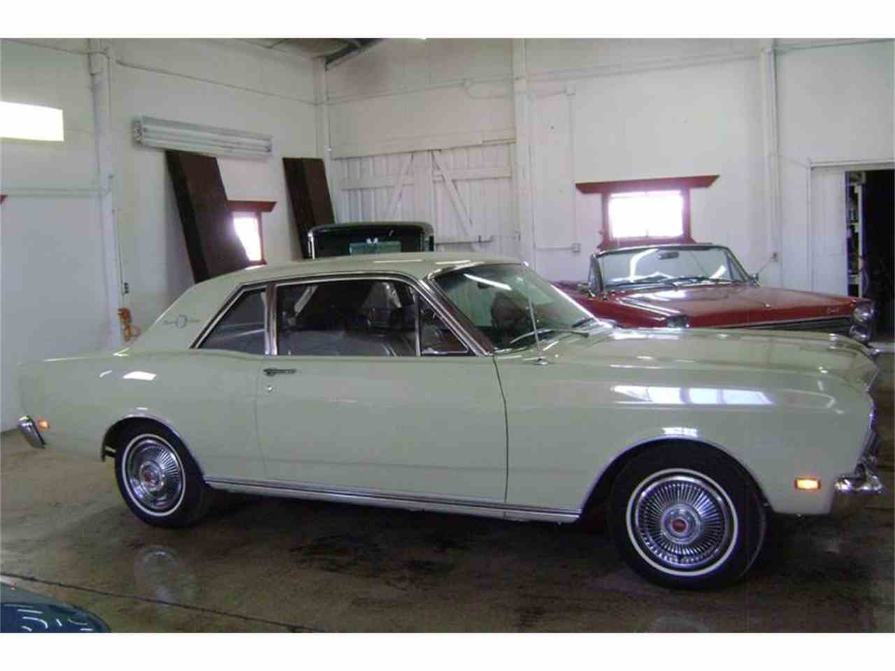 Large Picture of Classic 1969 Ford Falcon - $19,500.00 - MZB6