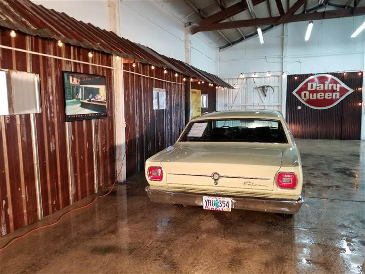 Large Picture of '69 Falcon - MZB6