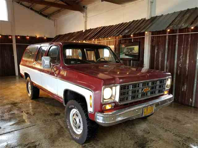Picture of '76 Suburban - MZB8