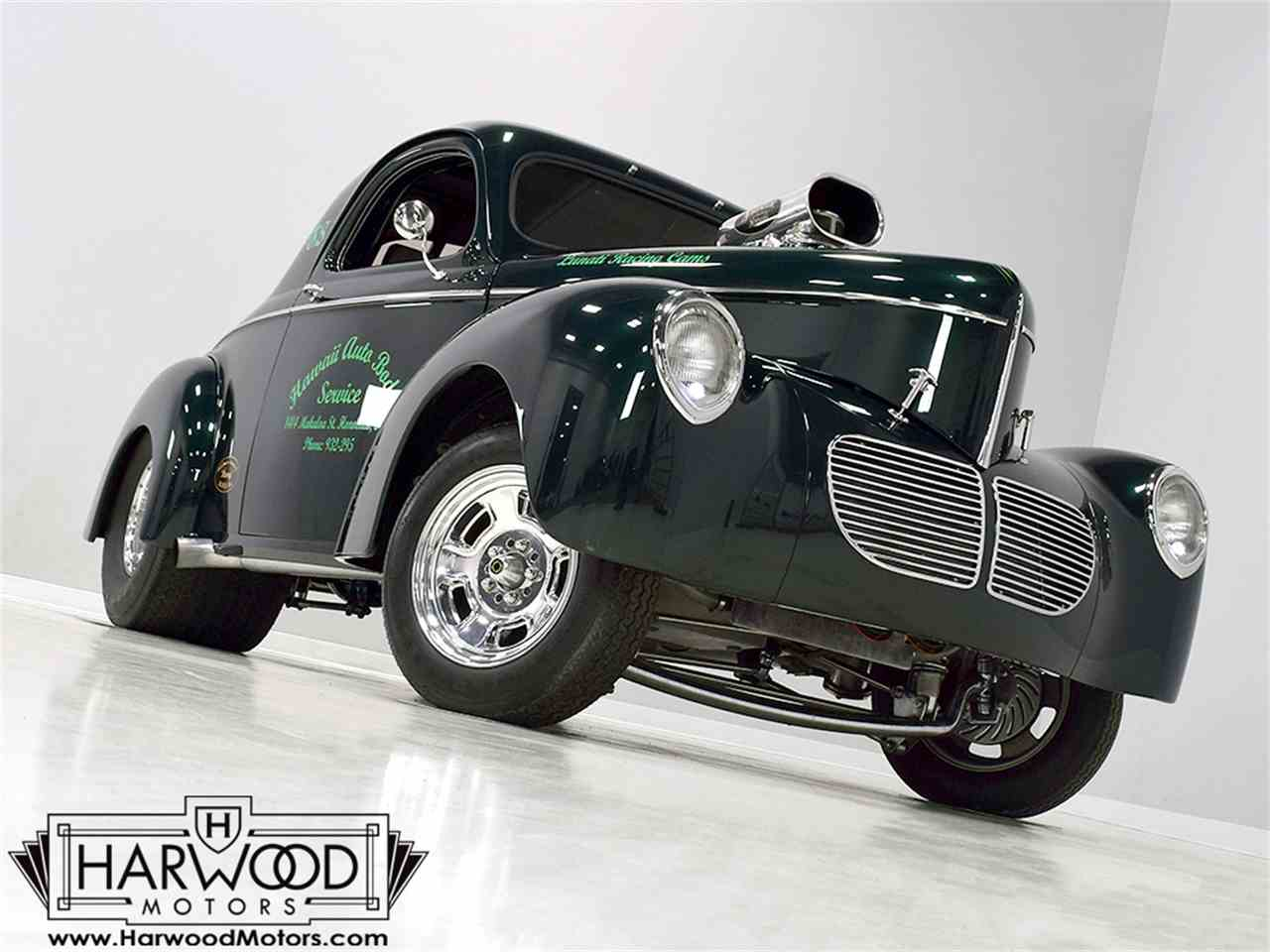 Large Picture of '40 Coupe Offered by Harwood Motors, LTD. - MZB9