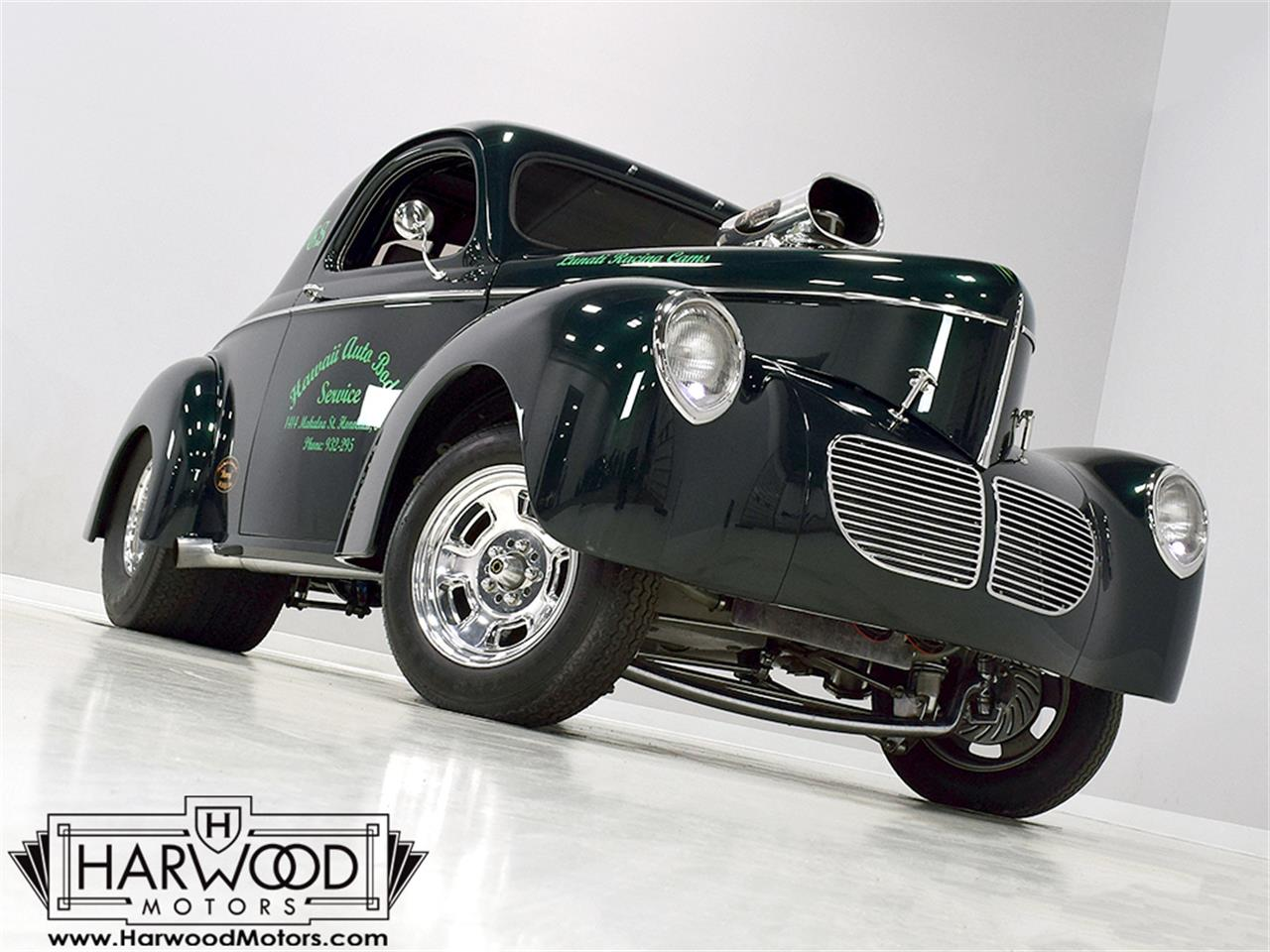 Large Picture of Classic '40 Willys Coupe located in Ohio - $89,900.00 Offered by Harwood Motors, LTD. - MZB9
