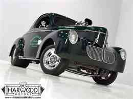 Picture of 1940 Willys Coupe - $99,900.00 Offered by Harwood Motors, LTD. - MZB9