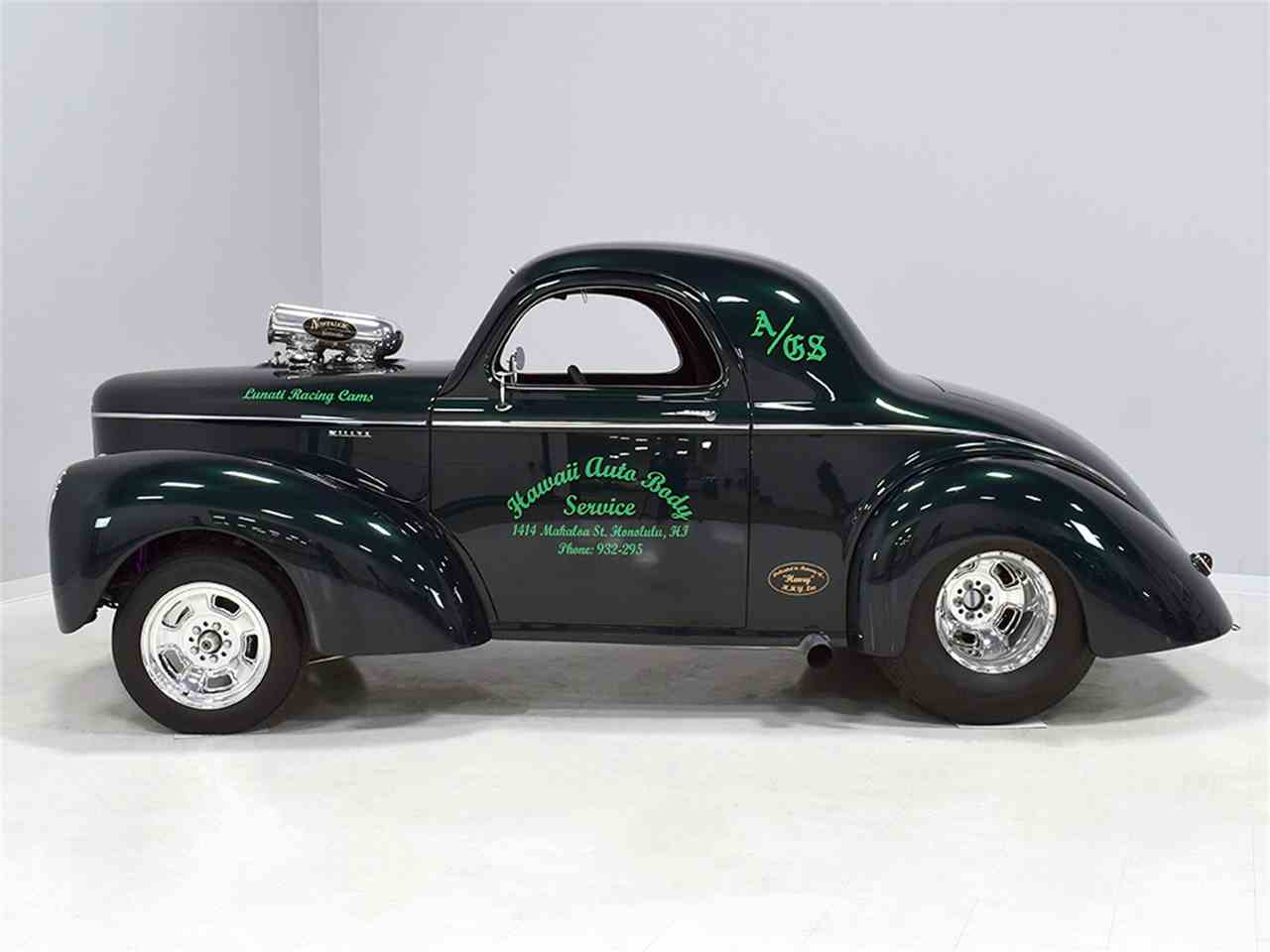 Large Picture of 1940 Willys Coupe located in Ohio - $99,900.00 Offered by Harwood Motors, LTD. - MZB9