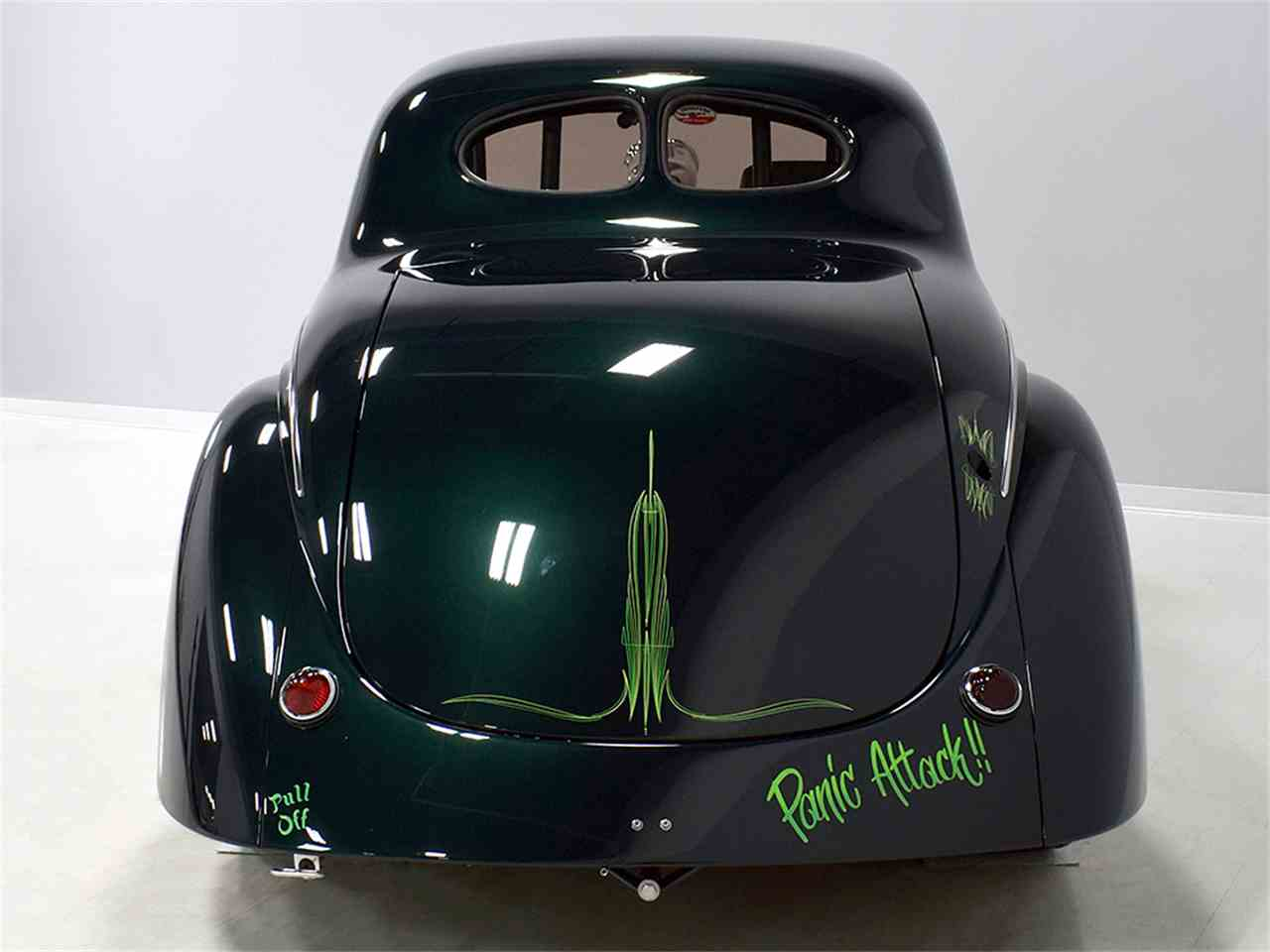 Large Picture of 1940 Willys Coupe located in Ohio - $99,900.00 - MZB9