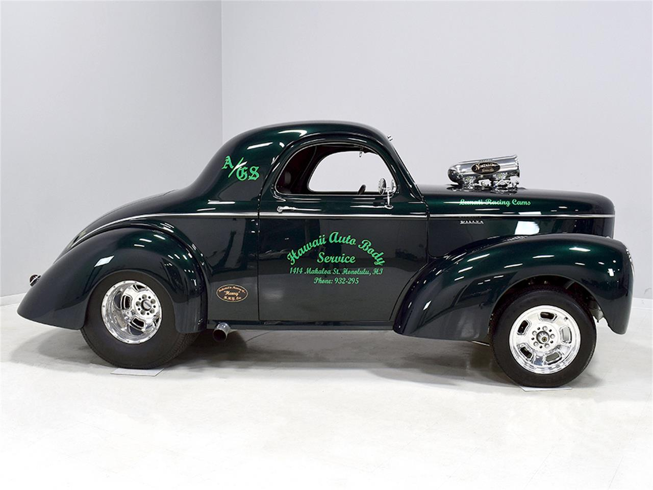 Large Picture of Classic 1940 Coupe located in Macedonia Ohio - $89,900.00 - MZB9