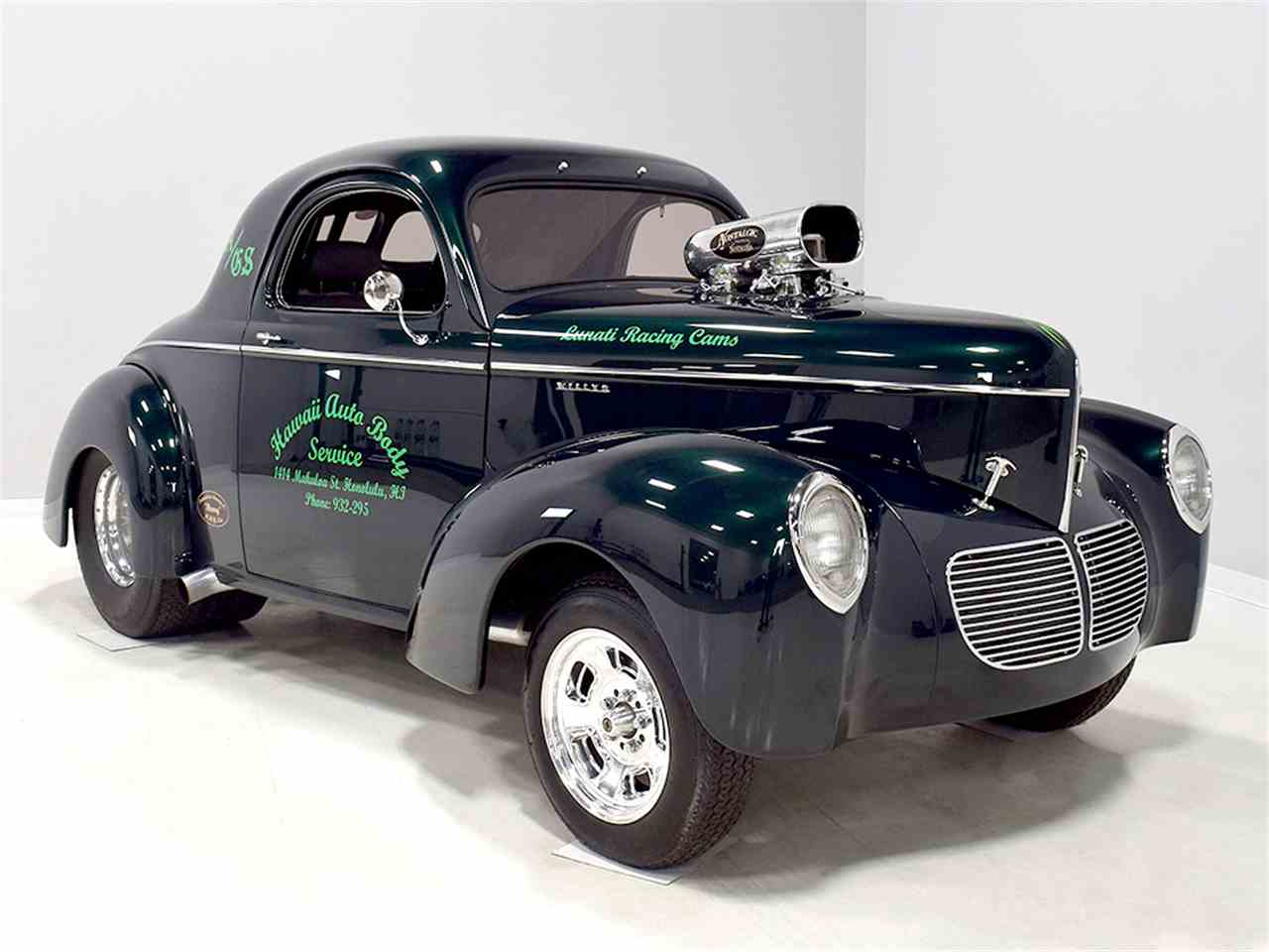 Large Picture of 1940 Willys Coupe - $99,900.00 - MZB9