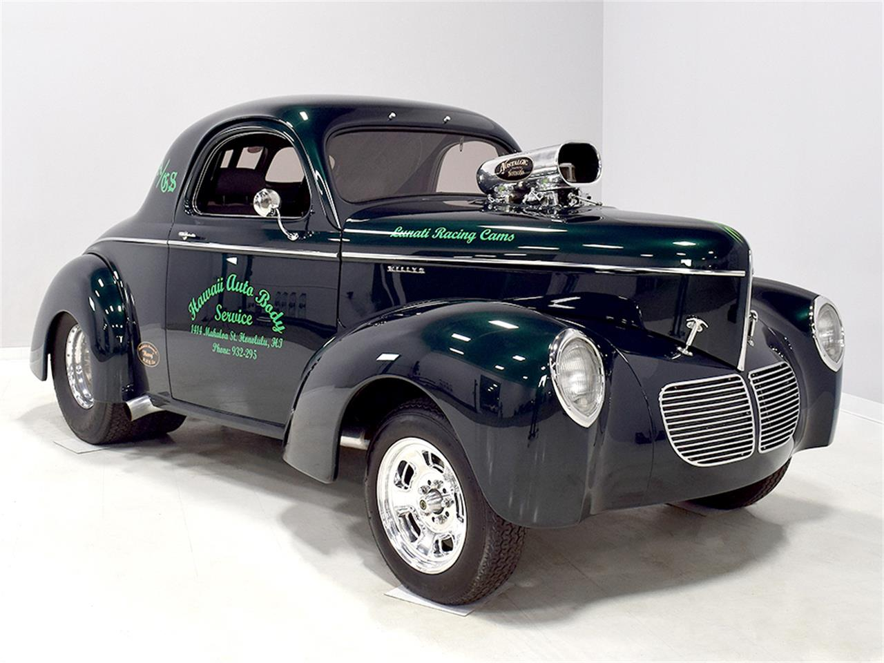 Large Picture of Classic 1940 Willys Coupe - MZB9