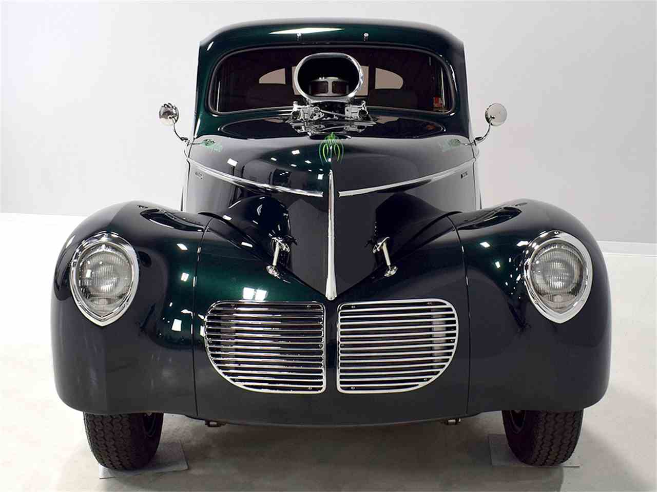 Large Picture of Classic '40 Willys Coupe - $99,900.00 Offered by Harwood Motors, LTD. - MZB9