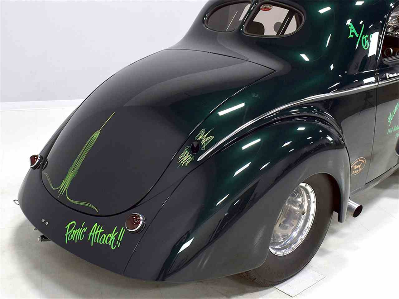 Large Picture of '40 Coupe - $99,900.00 Offered by Harwood Motors, LTD. - MZB9