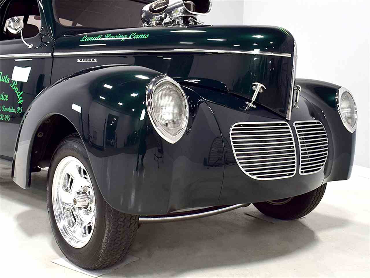 Large Picture of '40 Willys Coupe - $99,900.00 Offered by Harwood Motors, LTD. - MZB9