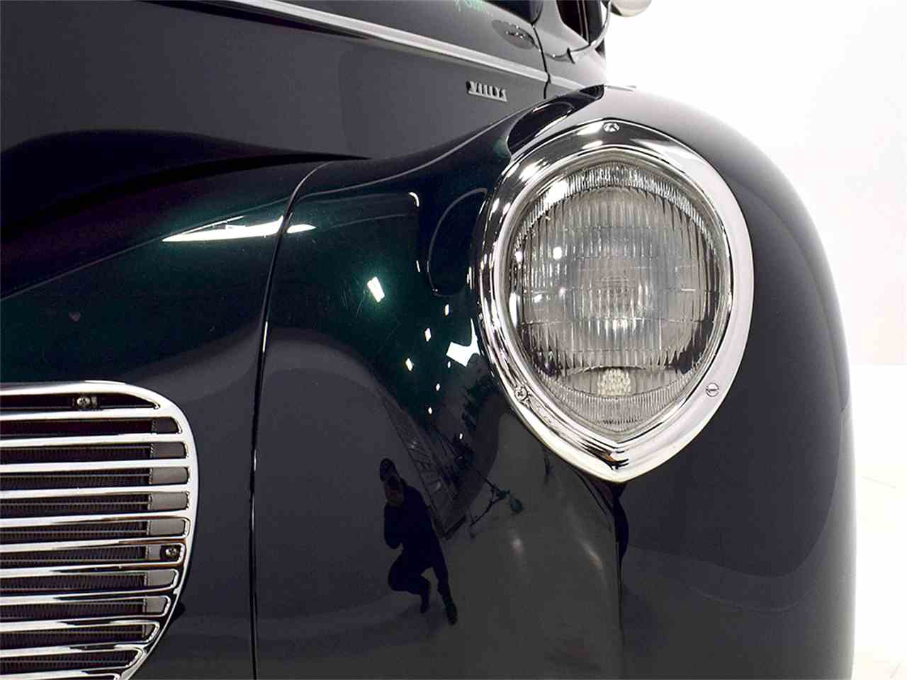 Large Picture of 1940 Coupe located in Macedonia Ohio Offered by Harwood Motors, LTD. - MZB9