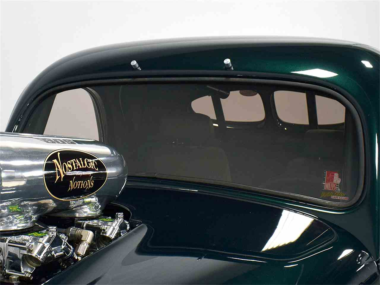 Large Picture of 1940 Coupe Offered by Harwood Motors, LTD. - MZB9
