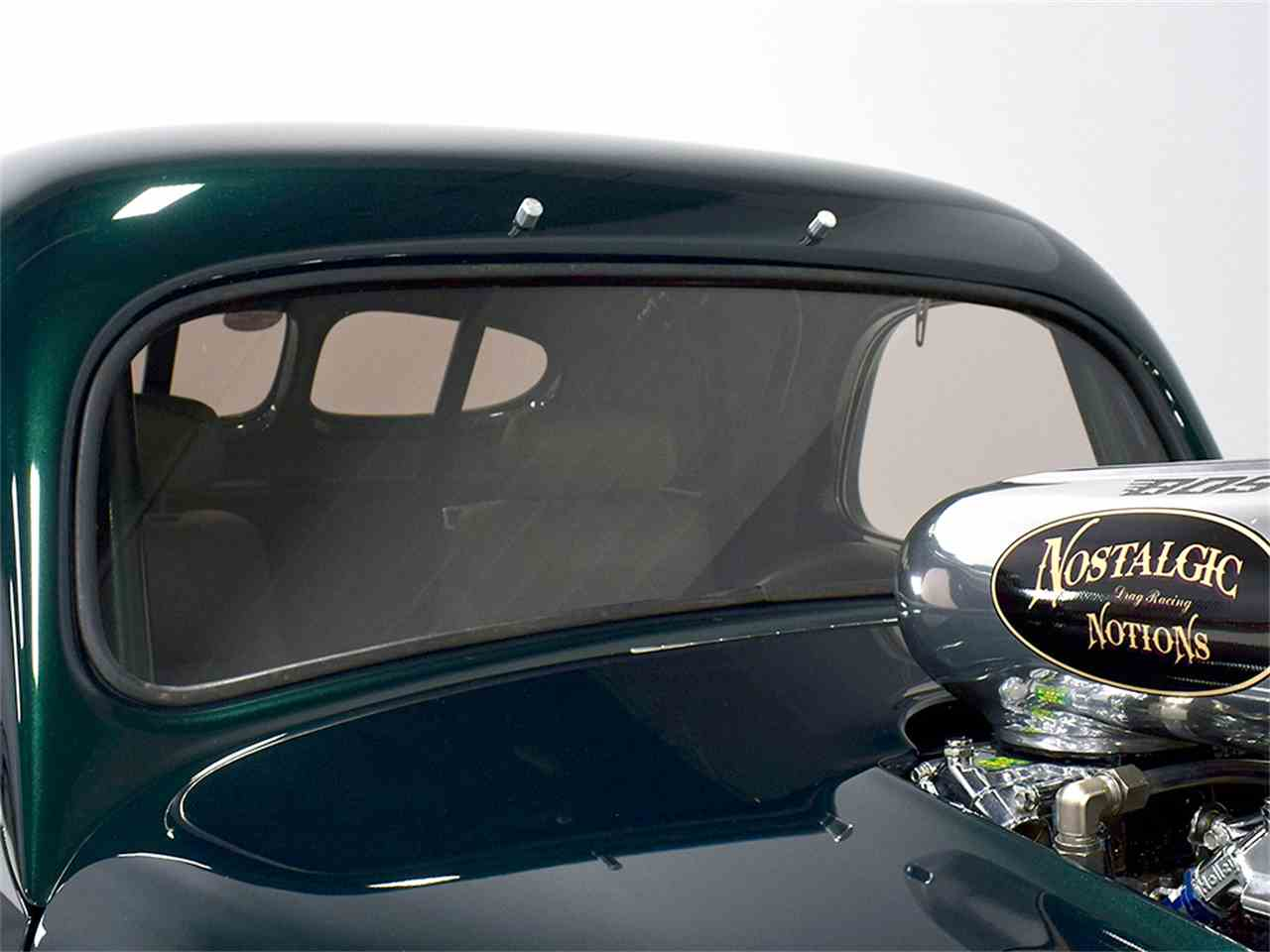 Large Picture of '40 Willys Coupe located in Ohio - MZB9