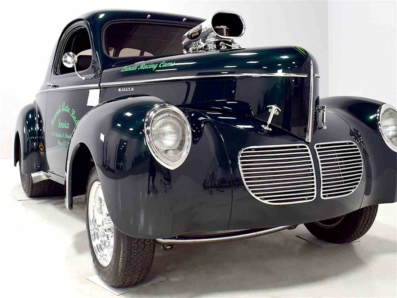 Large Picture of Classic 1940 Willys Coupe - $99,900.00 Offered by Harwood Motors, LTD. - MZB9