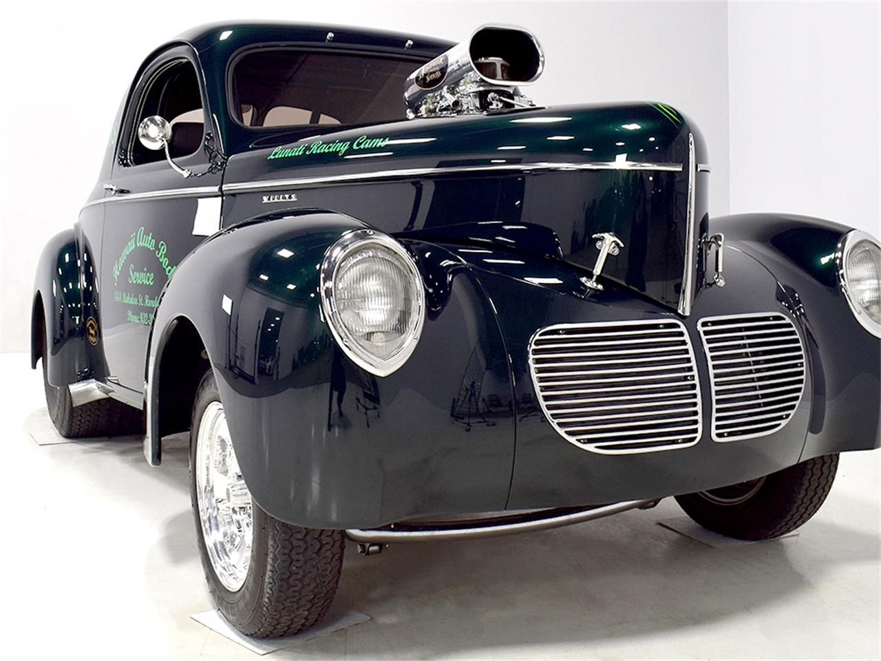 Large Picture of 1940 Coupe - MZB9