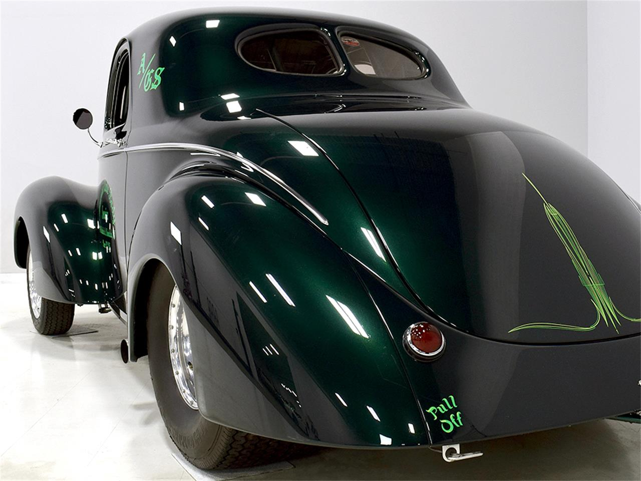 Large Picture of Classic '40 Willys Coupe - MZB9