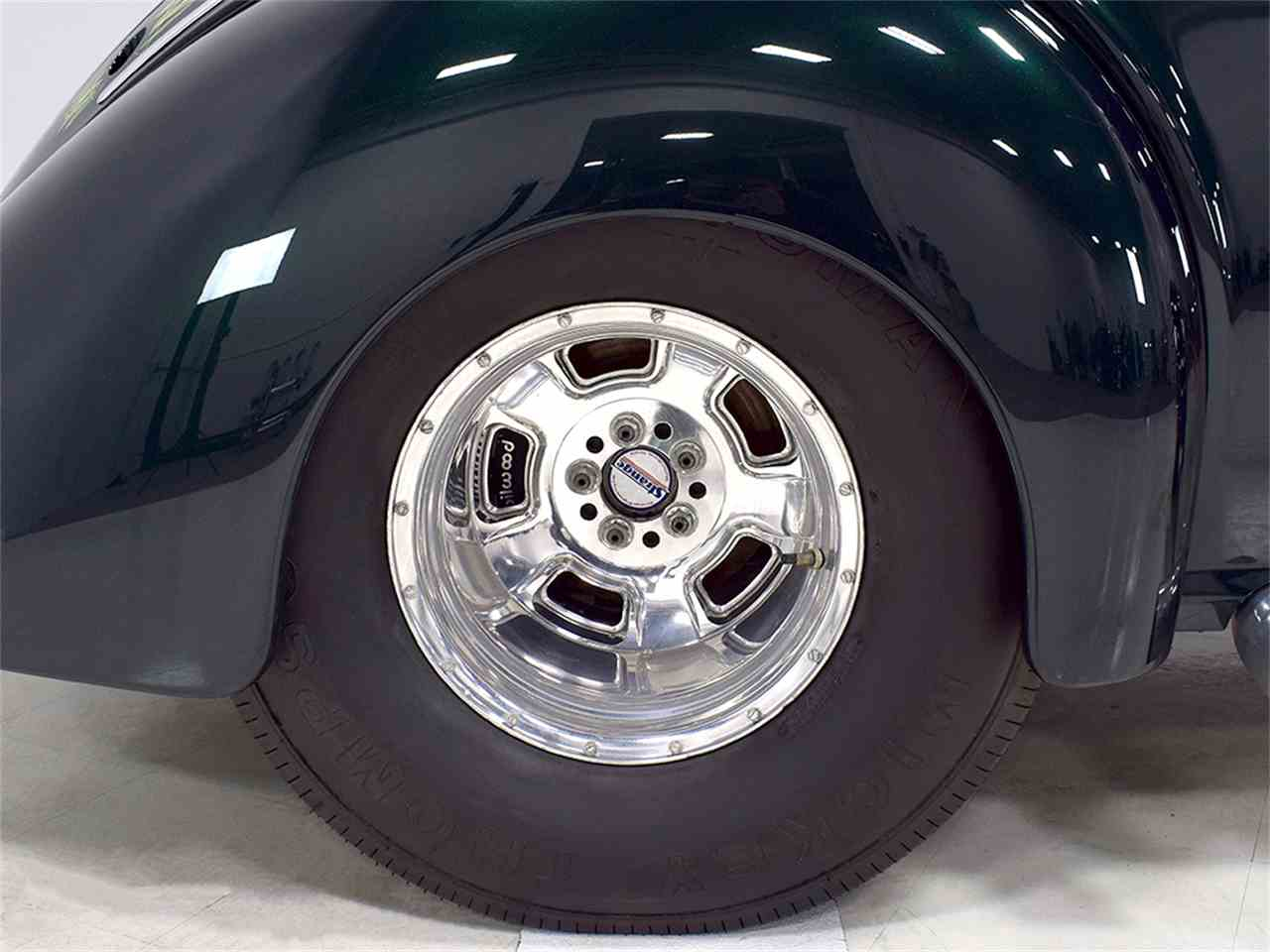 Large Picture of Classic 1940 Willys Coupe located in Ohio Offered by Harwood Motors, LTD. - MZB9