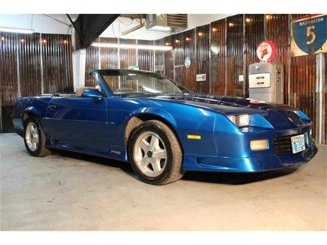 Large Picture of 1992 Chevrolet Camaro - $11,500.00 Offered by Cool Classic Rides LLC - MZBC