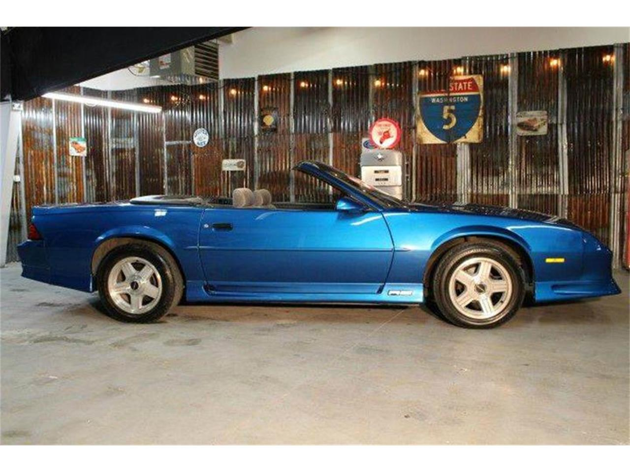 Large Picture of '92 Camaro located in Redmond Oregon - $11,500.00 - MZBC