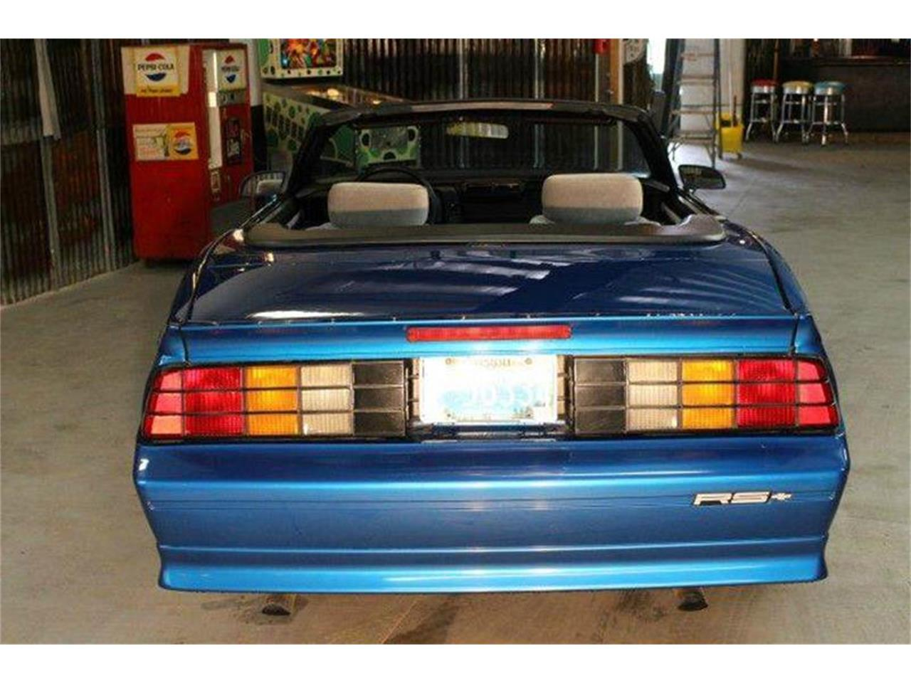 Large Picture of 1992 Chevrolet Camaro located in Oregon - $11,500.00 Offered by Cool Classic Rides LLC - MZBC
