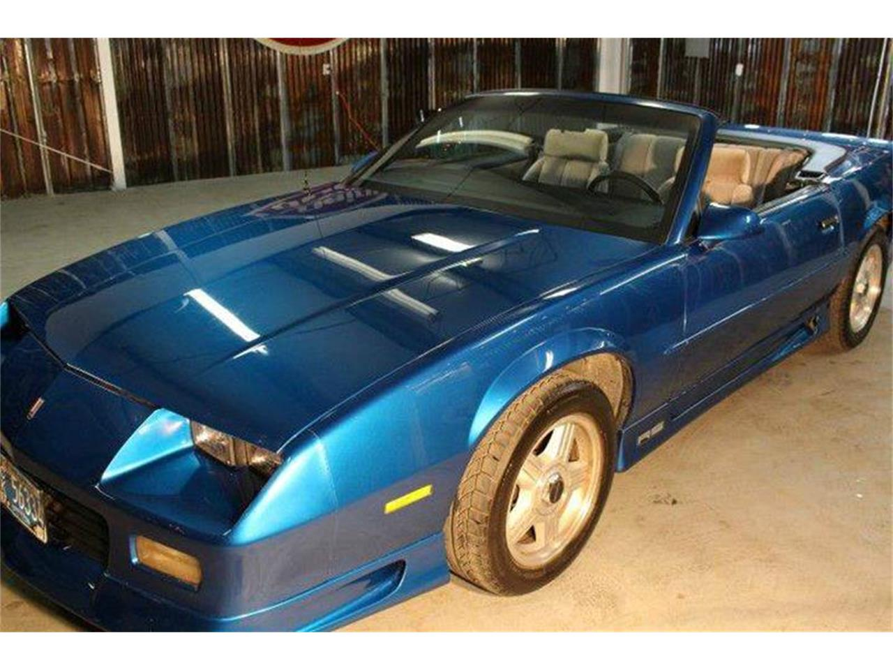 Large Picture of 1992 Camaro - $11,500.00 Offered by Cool Classic Rides LLC - MZBC