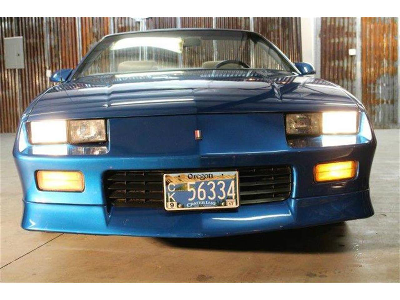 Large Picture of '92 Camaro Offered by Cool Classic Rides LLC - MZBC