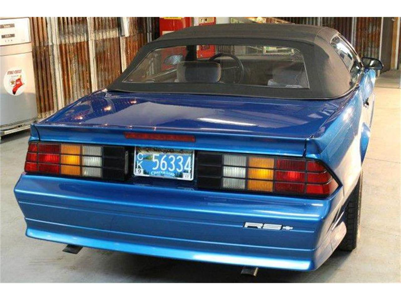Large Picture of 1992 Camaro Offered by Cool Classic Rides LLC - MZBC