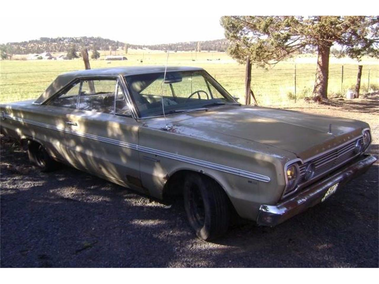 Large Picture of Classic 1966 Belvedere 2 located in Redmond Oregon Offered by Cool Classic Rides LLC - MZBD