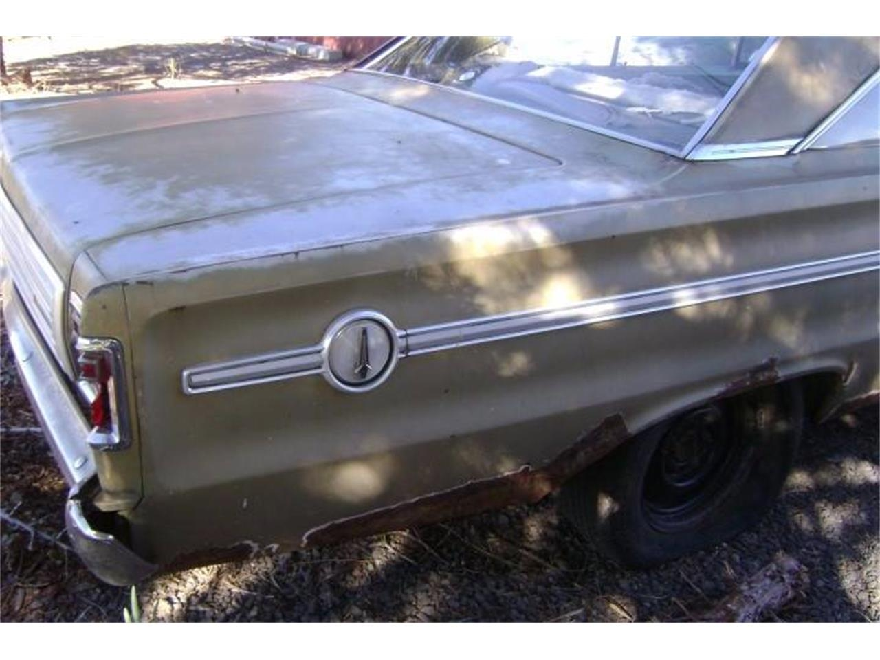Large Picture of Classic 1966 Plymouth Belvedere 2 - $2,500.00 - MZBD