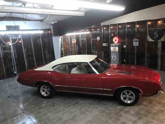 Picture of Classic 1971 Oldsmobile Cutlass located in Oregon Offered by Cool Classic Rides LLC - MZBF