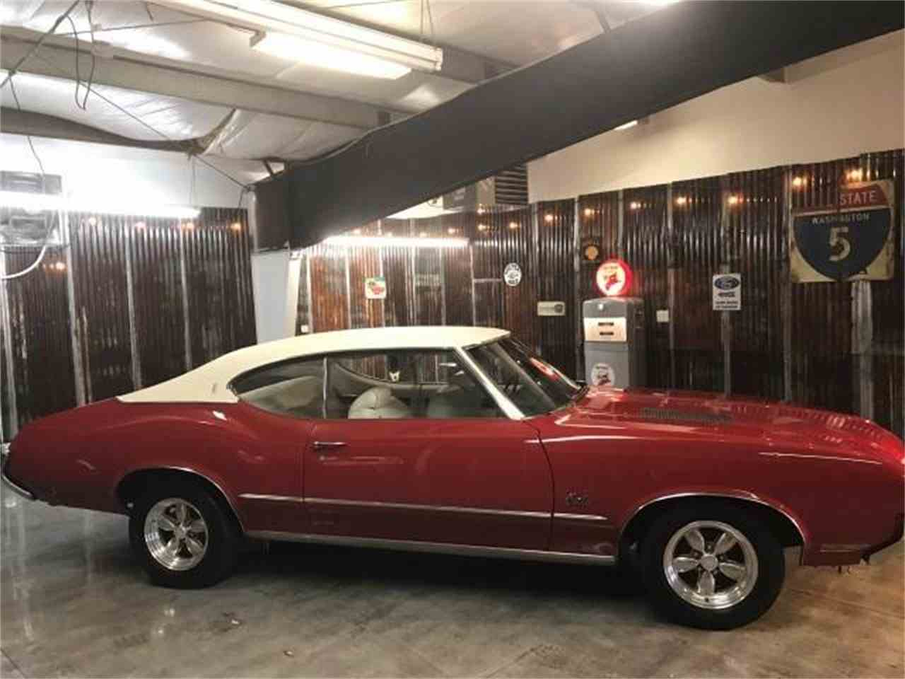 Large Picture of '71 Cutlass - MZBF