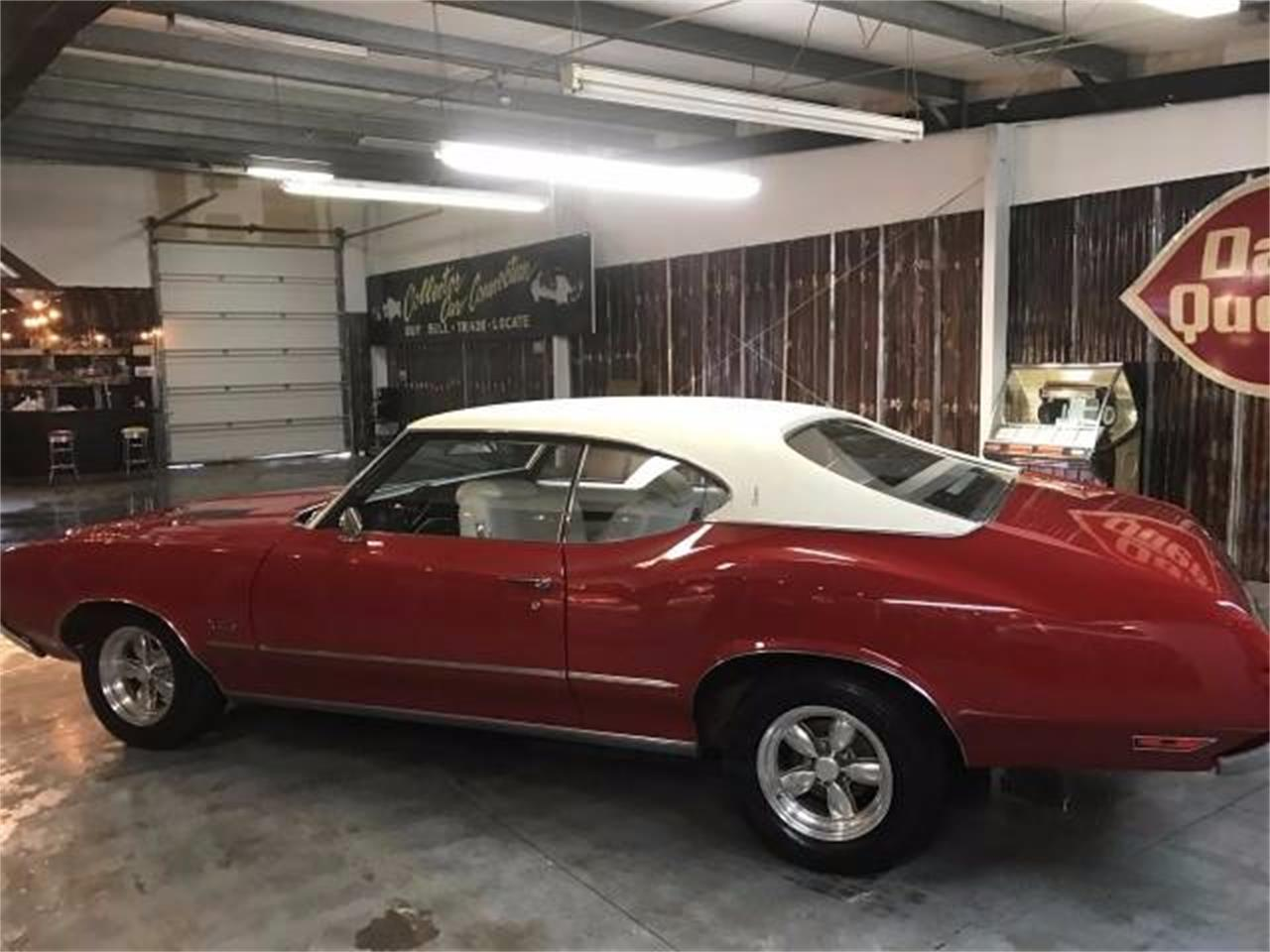 Large Picture of '71 Oldsmobile Cutlass located in Oregon Offered by Cool Classic Rides LLC - MZBF