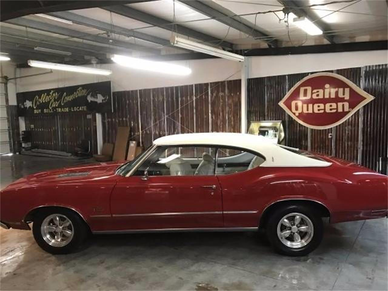 Large Picture of 1971 Oldsmobile Cutlass located in Redmond Oregon - $15,500.00 - MZBF