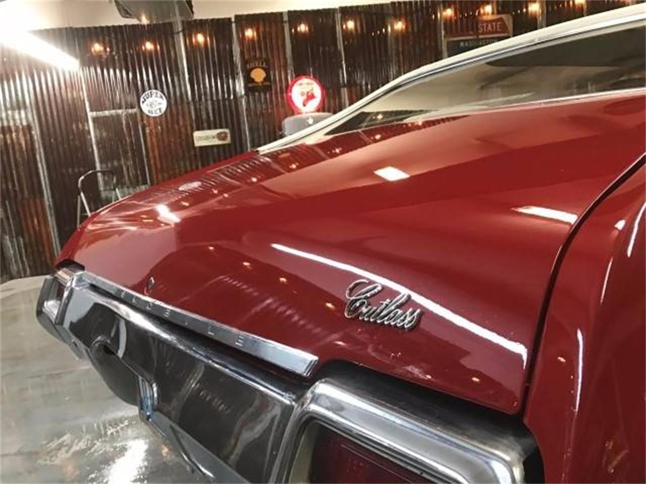 Large Picture of 1971 Oldsmobile Cutlass - $15,500.00 - MZBF