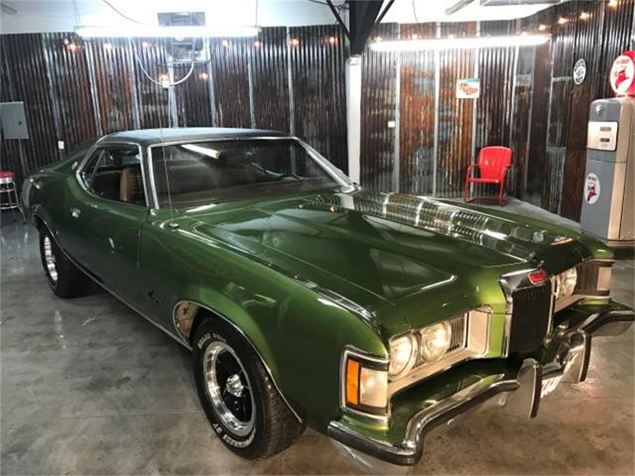 Large Picture of '73 Cougar - MZBG