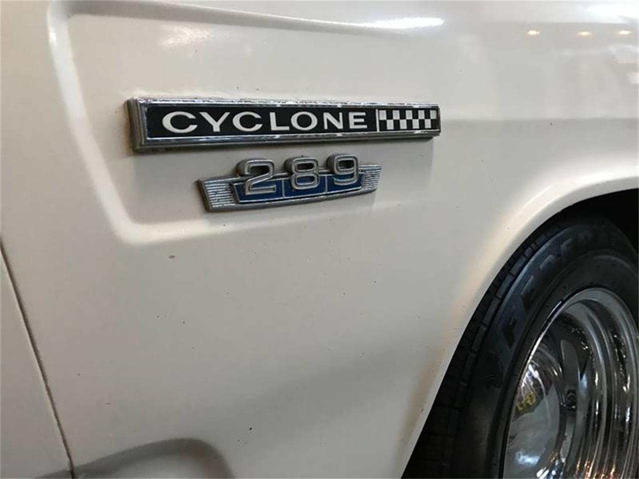 Large Picture of '67 Cyclone - MZBM