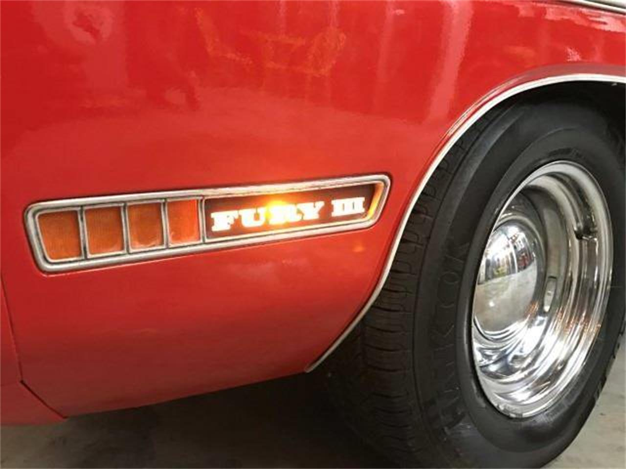 Large Picture of '72 Fury III - MZBN