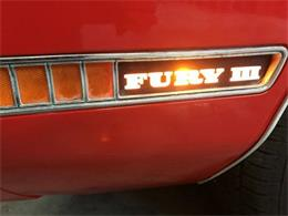 Picture of '72 Fury III - MZBN