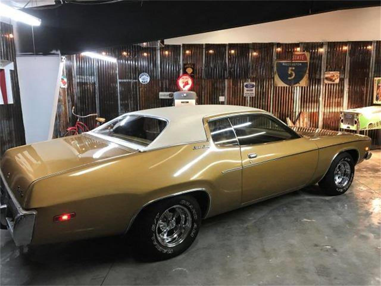 Large Picture of Classic 1973 Plymouth Satellite located in Oregon Offered by Cool Classic Rides LLC - MZBQ
