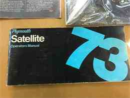 Picture of '73 Satellite - MZBQ
