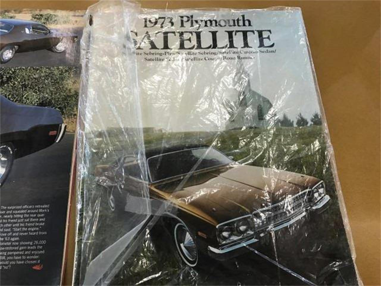 Large Picture of 1973 Plymouth Satellite located in Redmond Oregon - MZBQ