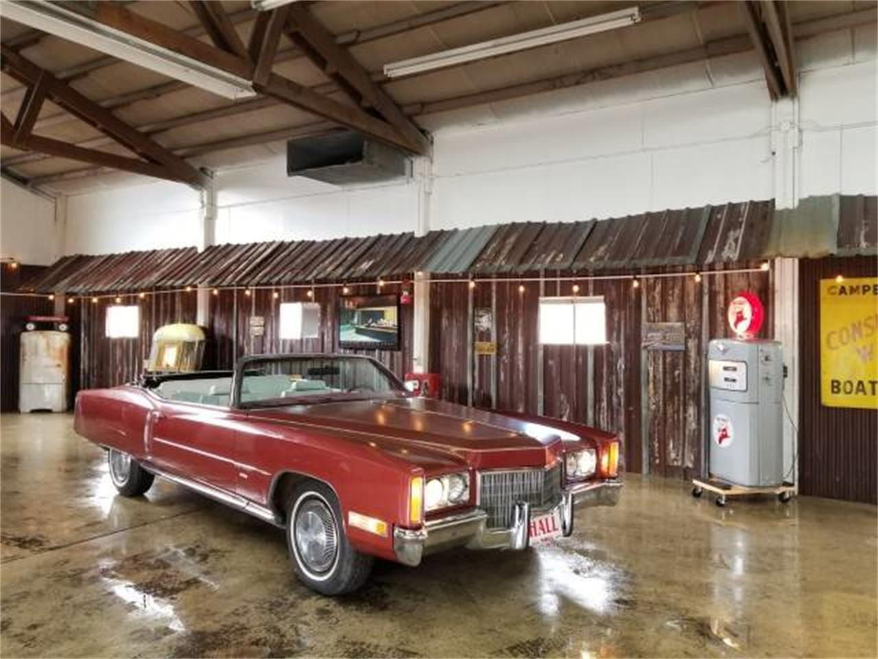 Large Picture of Classic '71 Eldorado located in Redmond Oregon Offered by Cool Classic Rides LLC - MZBR
