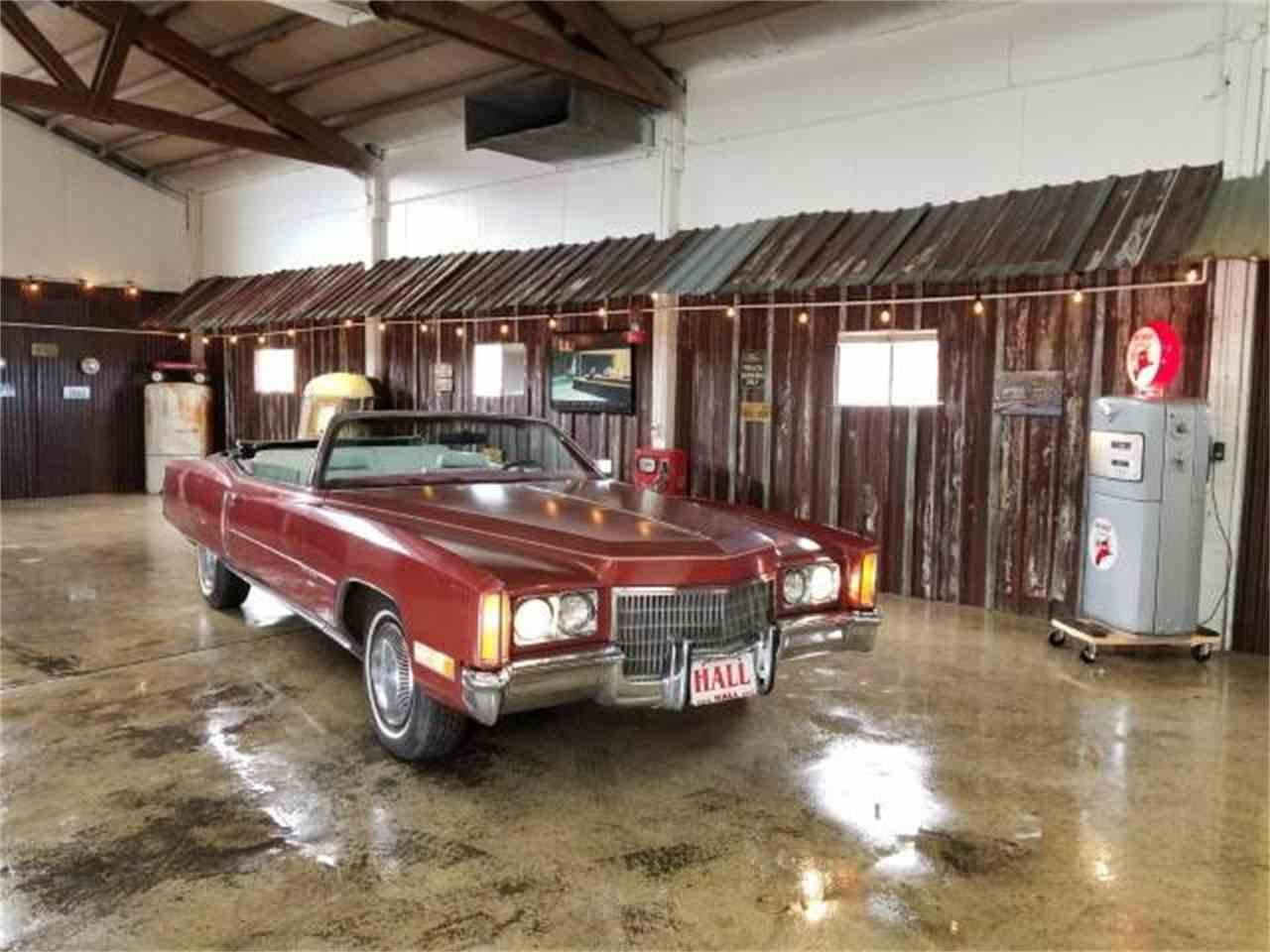 Large Picture of '71 Eldorado - $12,500.00 - MZBR