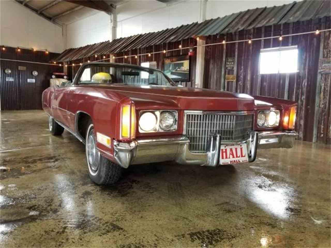 Large Picture of 1971 Cadillac Eldorado - MZBR