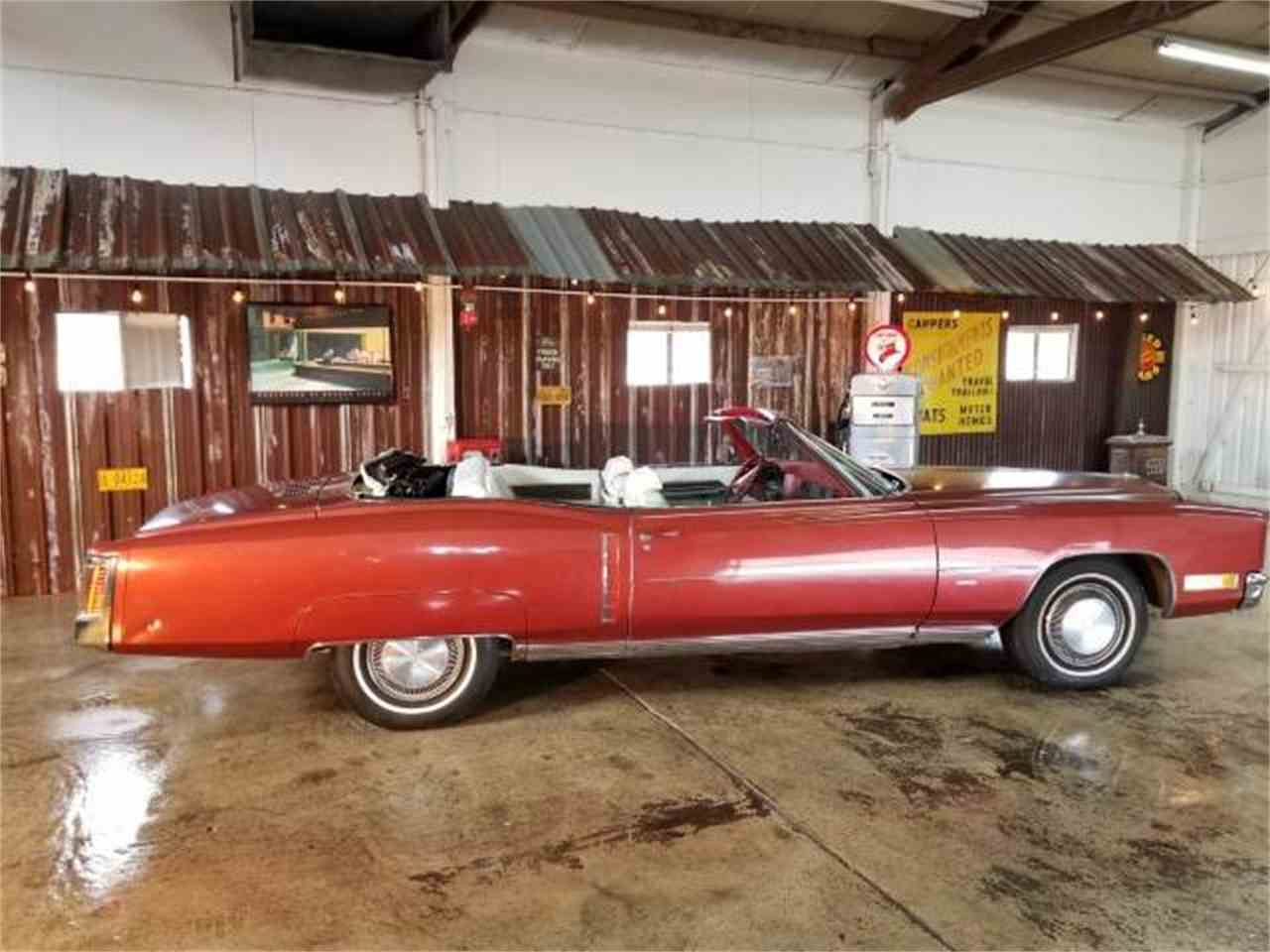 Large Picture of Classic '71 Eldorado located in Oregon - $12,500.00 - MZBR