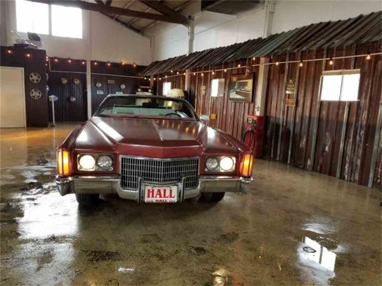 Large Picture of 1971 Eldorado located in Oregon - MZBR